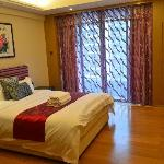 Private Enjoyed Home Apartment Guangzhou Caifu Shiji Square (Гуанчжоу, Китай)