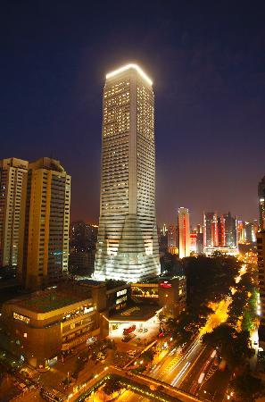 Crowne Plaza Guangzhou City Centre 4.5* (Гуанчжоу, Китай)