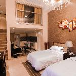 M&G Hotels Apartment (Grandview Mall Apartment Branch) 3* (Гуанчжоу, Китай)