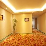 GreenTree Inn Guangzhou Panyu Bus Station Business Hotel 2.5* (Гуанчжоу, Китай)