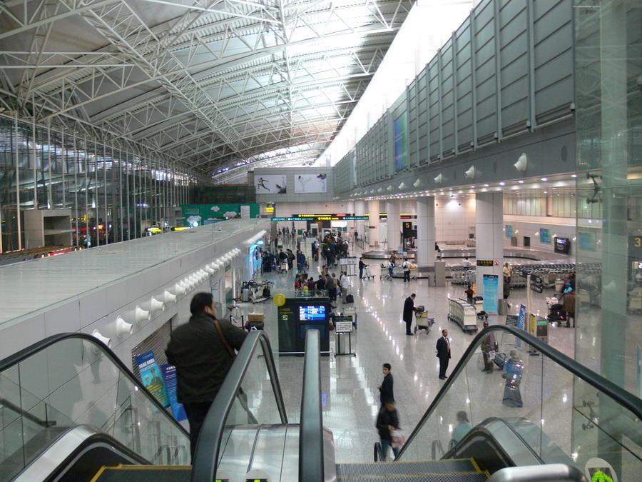 Китай запустил интеллектуальную систему проверки безопасности в аэропортах